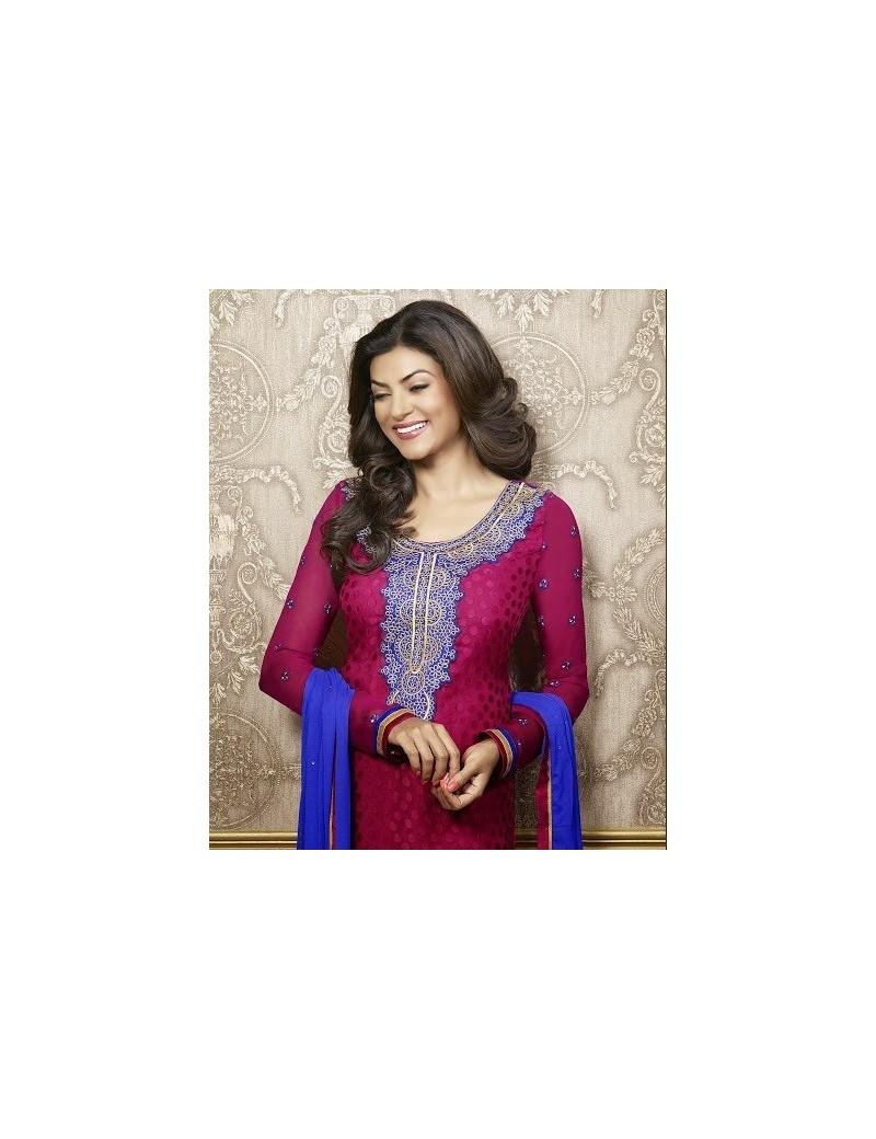 Collection Sushmita Sen Salwar Kameez 773