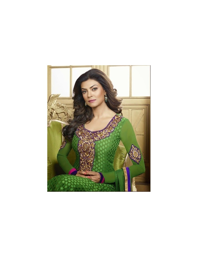 Collection Sushmita Sen Salwar Kameez 776