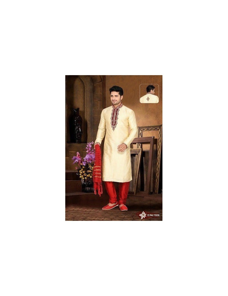 Sherwani kurta pyjama 1929