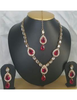 Parure indienne bollywood pas chère 501