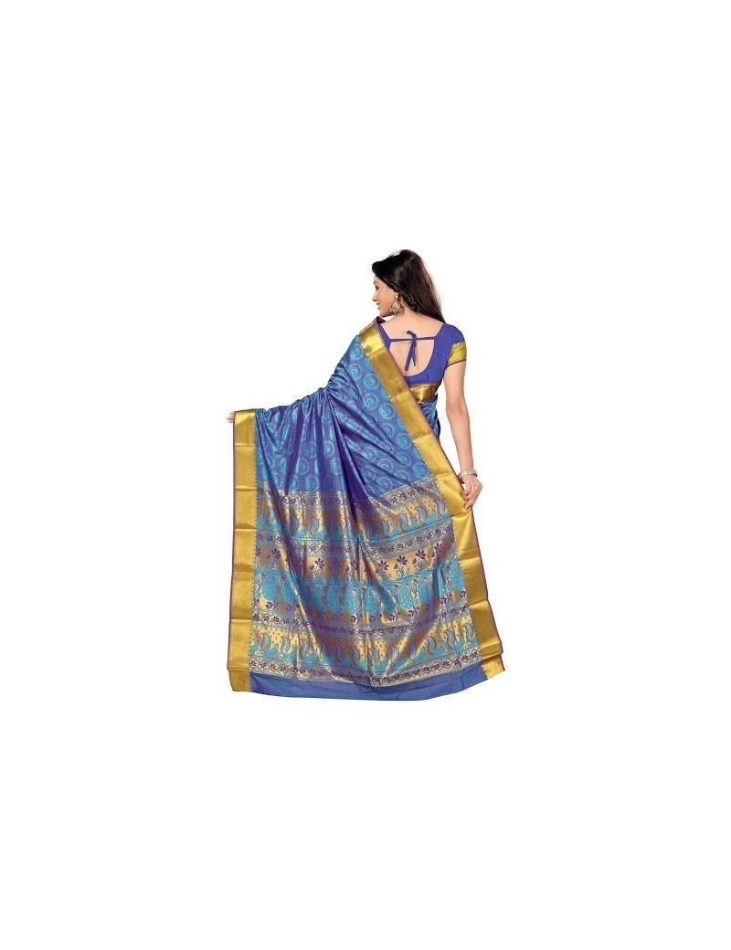 Sari traditionnel 1002