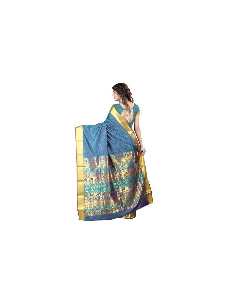 Sari traditionnel 1005