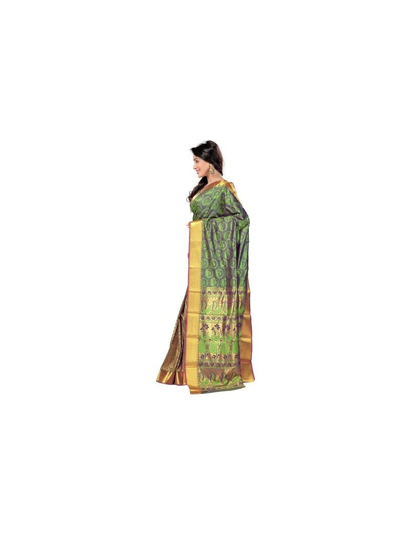 Sari traditionnel 1006