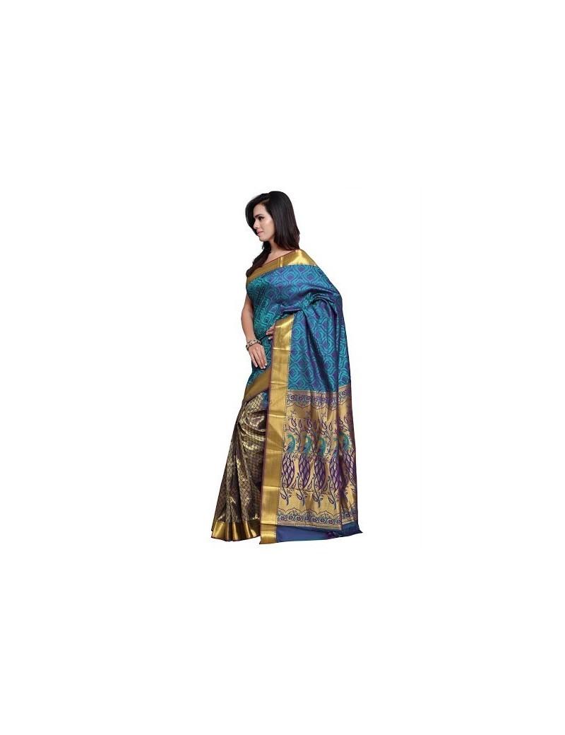 Sari traditionnel 1007