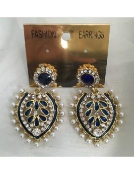 Boucles d'oreilles Bollywood 101