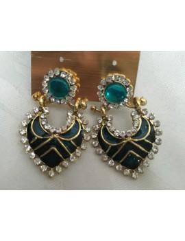 Boucles d'oreilles Bollywood 102