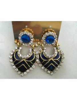 Boucles d'oreilles Bollywood 103