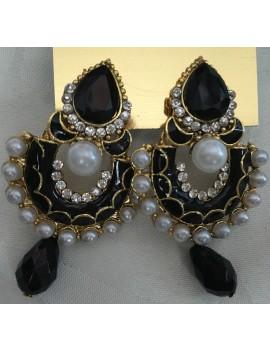 Boucles d'oreilles Bollywood 104