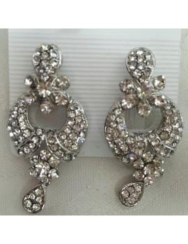 Boucles d'oreilles Bollywood 105