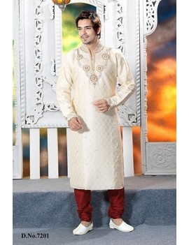 Sherwani de fête haut de gamme - 7201