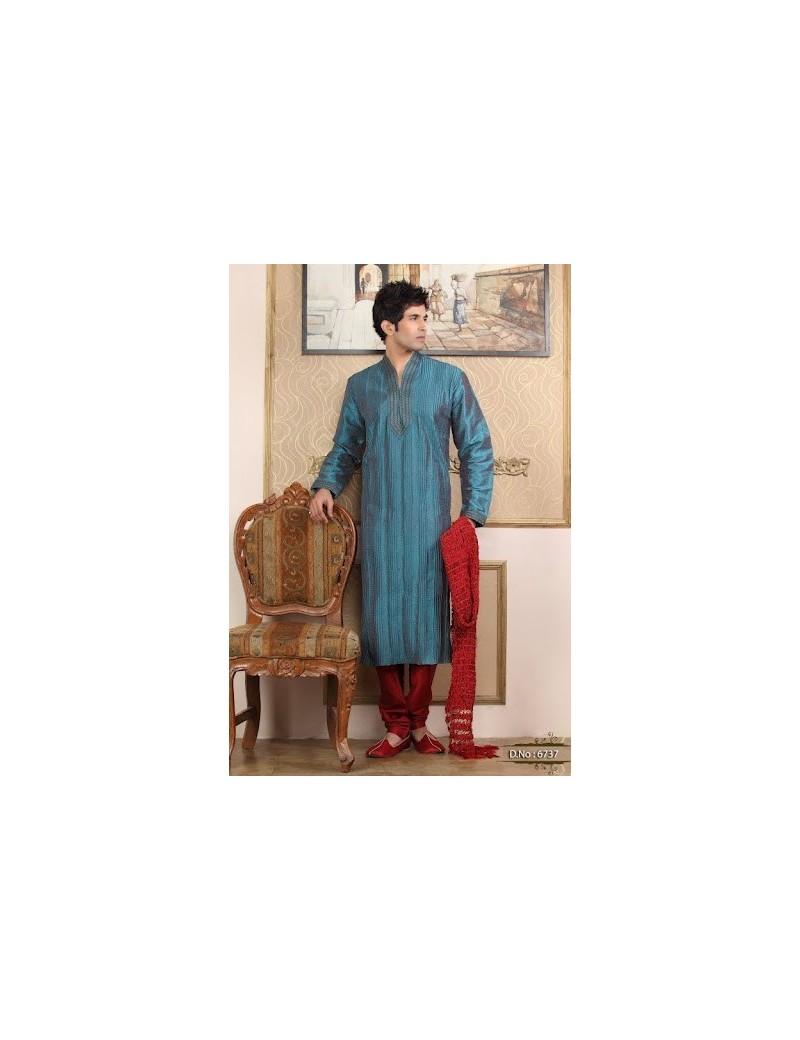 Sherwani kurta pyjama 6737