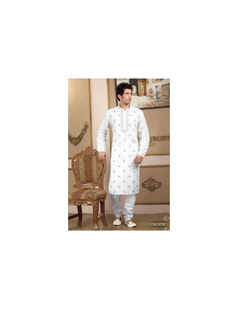 Sherwani kurta pyjama 6738