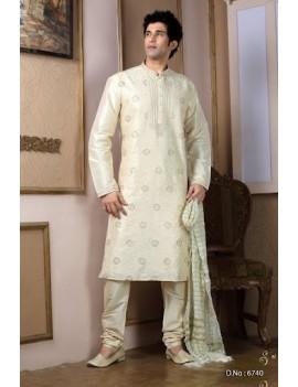 Sherwani kurta pyjama 6740