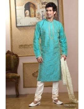 Sherwani kurta pyjama 6742