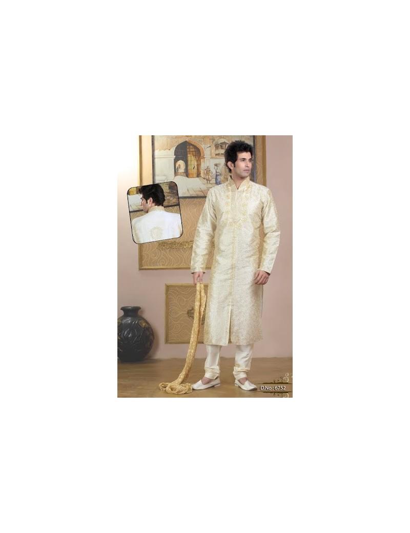 Sherwani kurta pyjama 6752
