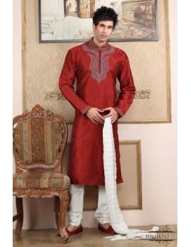 Sherwani kurta pyjama 6757